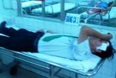 Bị đánh bất tỉnh, tài xế taxi gây tai nạn liên hoàn