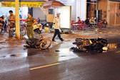 Xe máy tông nhau, 3 người thương vong