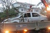 Huế: Xe rơi sông An Cựu, 1 Việt kiều Mỹ tử nạn