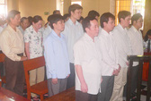 Tuyên án vụ sai phạm đất ở An Giang: Đa số án treo