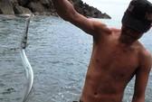 Săn cá xanh xương trên vùng đảo tận cùng tổ quốc