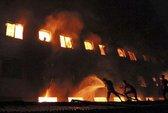 Cháy xưởng may ở Bangladesh, 120 người chết
