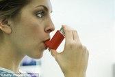 Phụ nữ dễ hen suyễn trong ngày