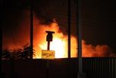 Cháy nhà máy Toyota, 3,3 triệu USD ra tro