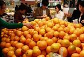 Phát hiện cam Trung Quốc nhuộm màu độc hại