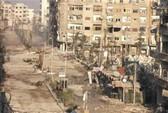 Quân đội Syria quyết giành lại ngoại ô Damascus