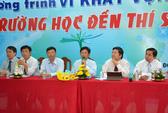 Đưa trường học đến thí sinh 2013 tại Quảng Nam, Đà Nẵng và Đắk Lắk