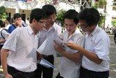 Công bố 6 môn thi tốt nghiệp THPT