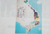 Sửa bản đồ trong SGK lớp 1
