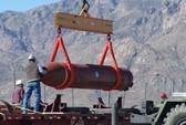 Đe Iran, Mỹ tăng sức công phá bom xuyên boong-ke