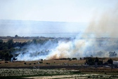 Quân nổi dậy Syria chiếm được đường ra Golan
