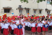 TPHCM: Bình Thạnh tuyển 6.240 học sinh vào lớp 1