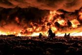 Đèn lồng Trung Quốc gây cháy kinh hoàng ở Anh