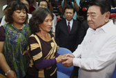 Philippines xin lỗi gia đình ngư dân Đài Loan bị bắn chết