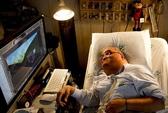Người đàn ông nằm viện suốt 45 năm