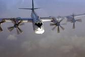 Máy bay Nga vào không phận, Nhật điều động chiến đấu cơ