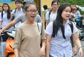 Trường ĐH Nông Lâm công bố điểm chuẩn dự kiến