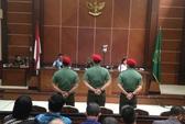Indonesia bỏ tù 8 sĩ quan ưu tú giết tù nhân