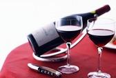 Ngăn trầm cảm bằng rượu vang