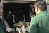 Chìm xuồng trên sông Măng, 7 phụ nữ thiệt mạng