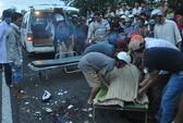 Xe khách tông xe máy, một người chết tại chỗ