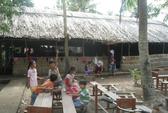 Lớp học đặc biệt giữa rừng U Minh Thượng