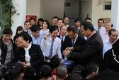 Phó Chủ tịch nước thăm trường mầm non trong nhà máy