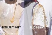 Sinh viên chế tạo áo thun không thấm nước
