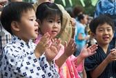 Nhật thay đổi độ tuổi học tiếng Anh của trẻ