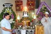 Nhiều đồng nghiệp tiễn đưa nghệ sĩ Thế Sơn