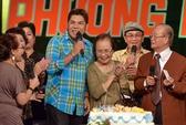 Đồng nghiệp tề tựu mừng thọ nghệ sĩ Văn Chung