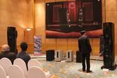 Hệ thống âm thanh 21 tỷ đồng ở Hà Nội