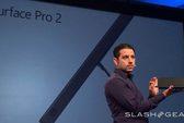 Surface Pro 2 chính thức với chíp Haswell