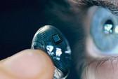 Kính áp tròng thông minh thách thức Google Glass