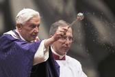 """Giáo hoàng Benedict cử hành """"thánh lễ cuối cùng"""""""