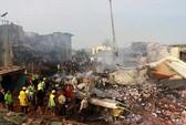 Gần 200 người chết trong tai nạn máy bay ở Nigeria