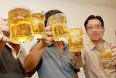 Không rượu, bia giờ trưa để tiết kiệm