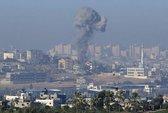 Chiến sự leo thang tại Dải Gaza