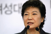 Park Geun-hye: Người của nguyên tắc, lòng tin