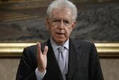 Khẩu chiến Monti - Berlusconi