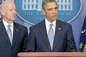Tổng thống Mỹ ký Luật Ngân sách quốc phòng 2013