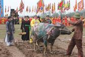 Tưng bừng lễ hội Tịch Điền 2013