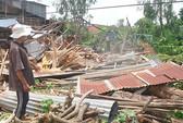 Nhiều người chết, hơn 1.000 căn nhà bị tàn phá do mưa giông