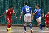 Futsal Việt Nam sắp đấu với Brazil