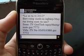 Tấn công tin nhắn rác