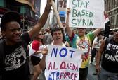 Mỹ tìm sự ủng hộ đánh Syria