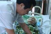 Phẫu thuật kết xương bị gãy cho GS Hoàng Như Mai