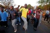 Nam Phi: Công nhân mỏ lại chống đối