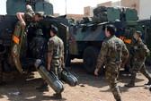 Pháp mở mặt trận trên bộ ở Mali