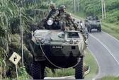 Malaysia truy quét phiến quân Philippines